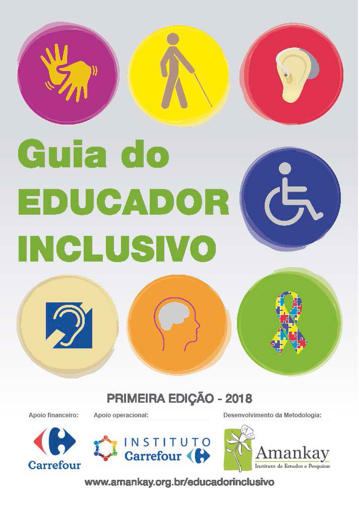 Capa do Guia do Educador Inclusivo